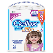 CELLOX PURIFY SUPER GIANT - 24 ม้วน