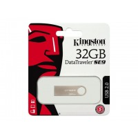 Kingston 32 GB DTSE9H Silver