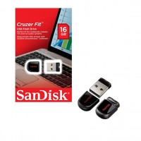 Sandisk 16 GB Z33 CRUZER Fit Black