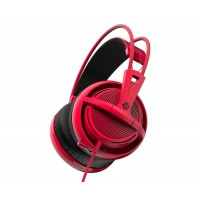 SteelSeries-HE Siberia 200 Forge Red