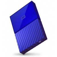 "Western HDE 2.5"" 1TB My Passport Blue"