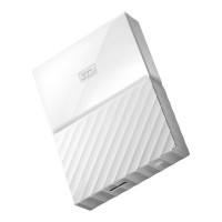"Western HDE 2.5"" 1TB My Passport White"
