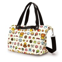 B.Duck Tote Bag (Donut Patthen )