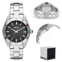 DKNY Women Watch - รุ่น NY8718 Silver