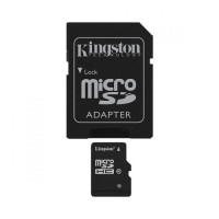 Kingston Micro SD SDHC Card 16 GB