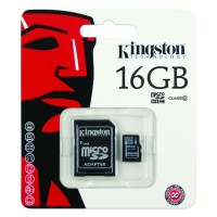 Kingston Micro SD Card 16GB