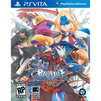PSVita: Blazblue : Continuum Shift Extend (Zone 1)