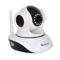 Gateway PNP Wireless IP Camera T6835WIP - Black/Wh