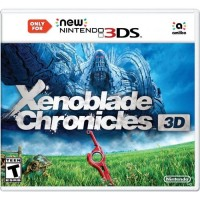 3DS Xenoblade Chronicles 3D (Us)
