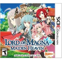 Nintendo 3DS Lord of Magna: Maiden Heaven (US)