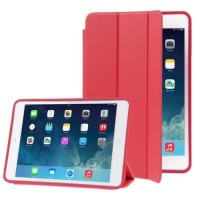 OEM iPad Air2 Smart Leather Case (Red)
