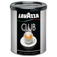 Lavazza Club (Ground/Tin) 250g