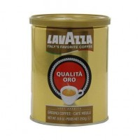 Lavazza Qualita Oro (Ground/Tin) 250g