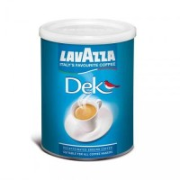 Lavazza Dek Decaff (Ground/Tin) 250g