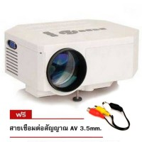 ISMART VUC30 หลอด LED Projector VGA All in one