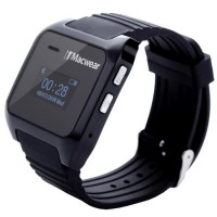 Ucall I MACWEAR Watch BLUETOOTH - สีดำ