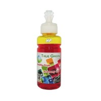 True Green หมึก HP inkjet Refill 100 ml Yellow
