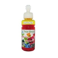 True Green หมึก Brother inkjet Refill 100 mlYellow