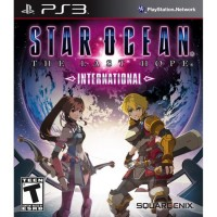 PS3 Star Ocean: The Last Hope International (US)