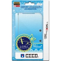 New Nintendo 3DS LL Kirakira TPU Cover (Clear)