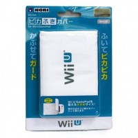 WII Cleaning Cloth for Wii U GamePad - White