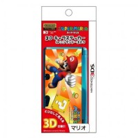 3D Character Sticker (Mario)