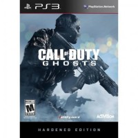 PS3 Call of Duty: Ghosts (Hardened Edition) (US)