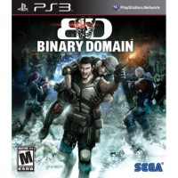 PS3 Binary Domain (US)