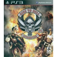 PS3 Ride to Hell Retribution (Asia)
