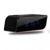 IP Camera Clock Infared 720P