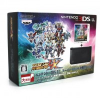 3DS LL Super Robot Taisen UX Limited Model(Japan