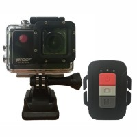 กล้อง Action Camera PF450 Wifi with Remote Control