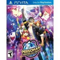 PSV Persona 4: Dancing All Night (US)