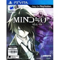 PS Vita Mind Zero (English) (Asia)