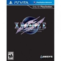 PS Vita XBLAZE Code: Embryo English Sub (Zone-Asia)