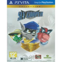 PS Vita Sly Cooper Collection (English) (Asia)