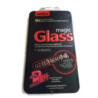 Tempered Glass with Metal Package for iPhone6Plus