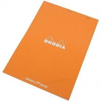 Rhodia - DOTPAD No 18 Size 21 x 29.7 cm. (Orange)