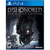 PS4 Dishonored: Definitive Edition (English) (Asia)