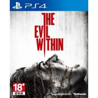 PS4 The Evil Within (English) (Asia)