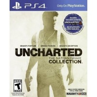 PS4 Uncharted: The Nathan Drake Collection (US)