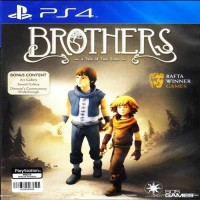 PS4 Brothers A Tale of Two Sons (English) (Asia)
