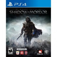 PS4 Middle-earth Shadow of Mordor (US)