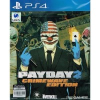 PS4 Payday 2: Crimewave Edition (English) Asia