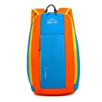 Clever Bees Backpack - สีส้ม/ฟ้า