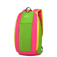 Clever Bees Backpack (สีเขียว)