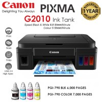 Canon PIXMA G2010 Inkjet Printer + INK TANK
