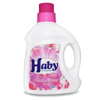 Haby pure lover laundry plus (Pink)1900 ml