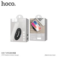 hoco CW9 Exalted Qi Wireless Charger # Black