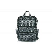 Hapitas Back Pack(H) - Bohemian Black